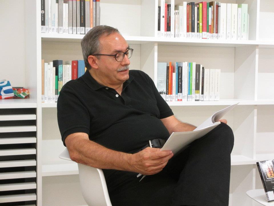 """Manuel Rico: """"Hoy la verdad de la literatura es más necesaria que nunca"""""""