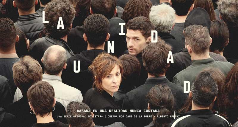 'La Unidad', serie de Dani de la Orden y Alberto Marini, llega en mayo con Movistar+