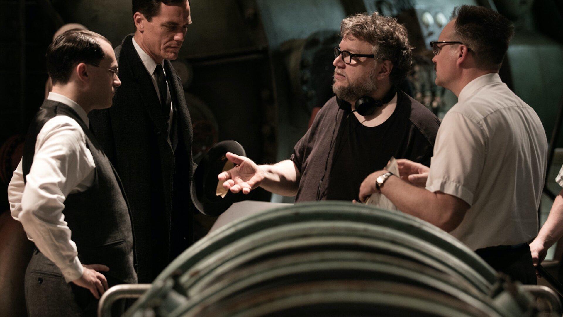 Gillermo del Toro comienza el rodaje de 'Nightmare Alley'