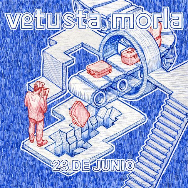 23 de Junio – MSDL, nuevo adelanto del próximo álbum de Vetusta Morla