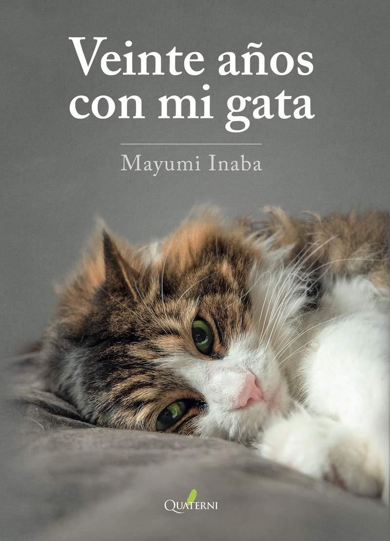 Veinte años con mi gata (Mayumi Inaba, 2019)