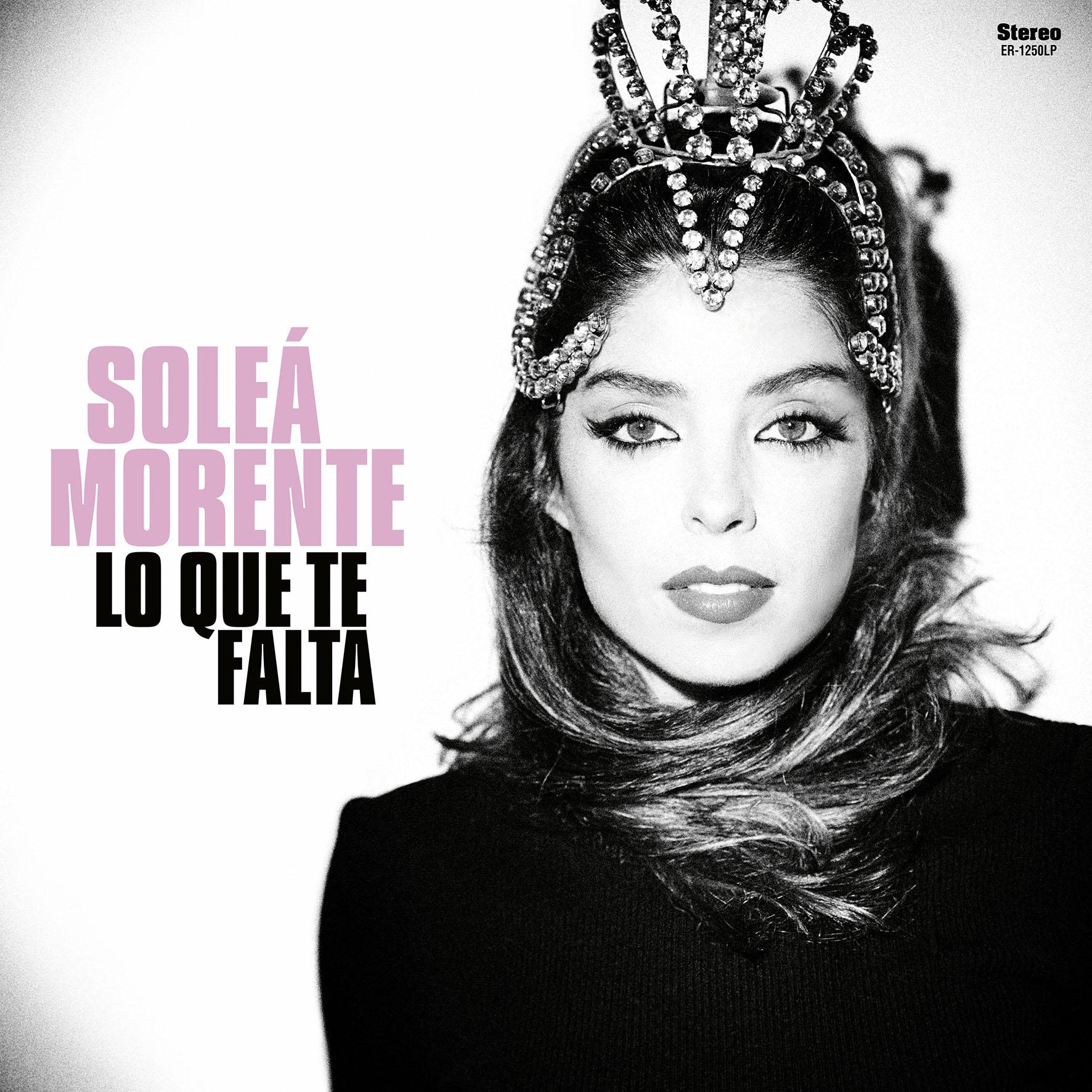 Soleá Morente publica 'Lo Que Te Falta', su nuevo trabajo