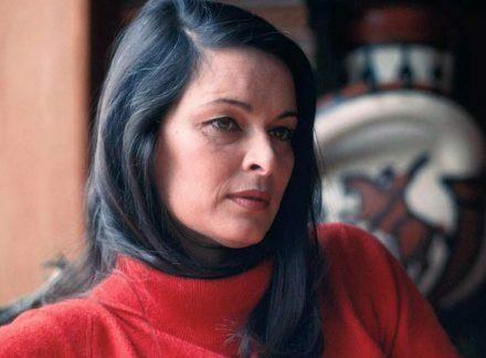 Lucía Bosé, la señora García ya es mito