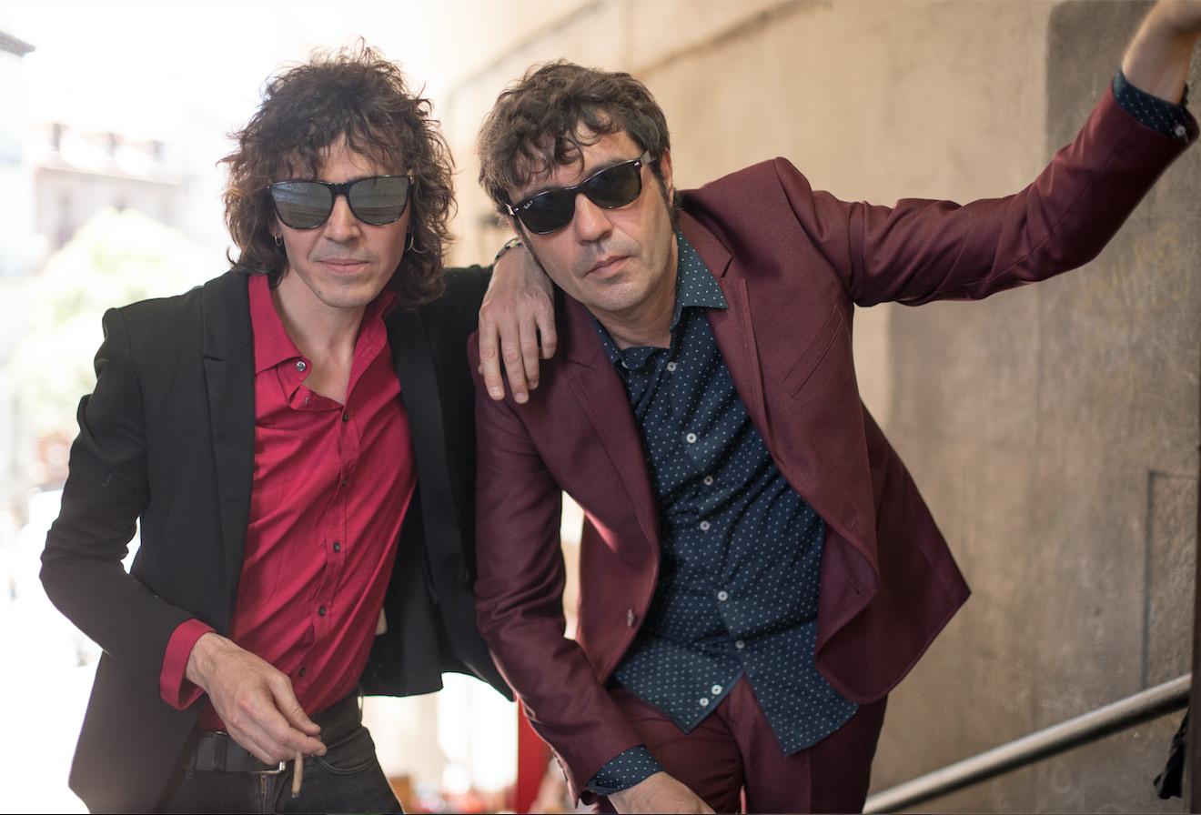 Rock de pueblo, el nuevo single de Lichis y Rubén Pozo