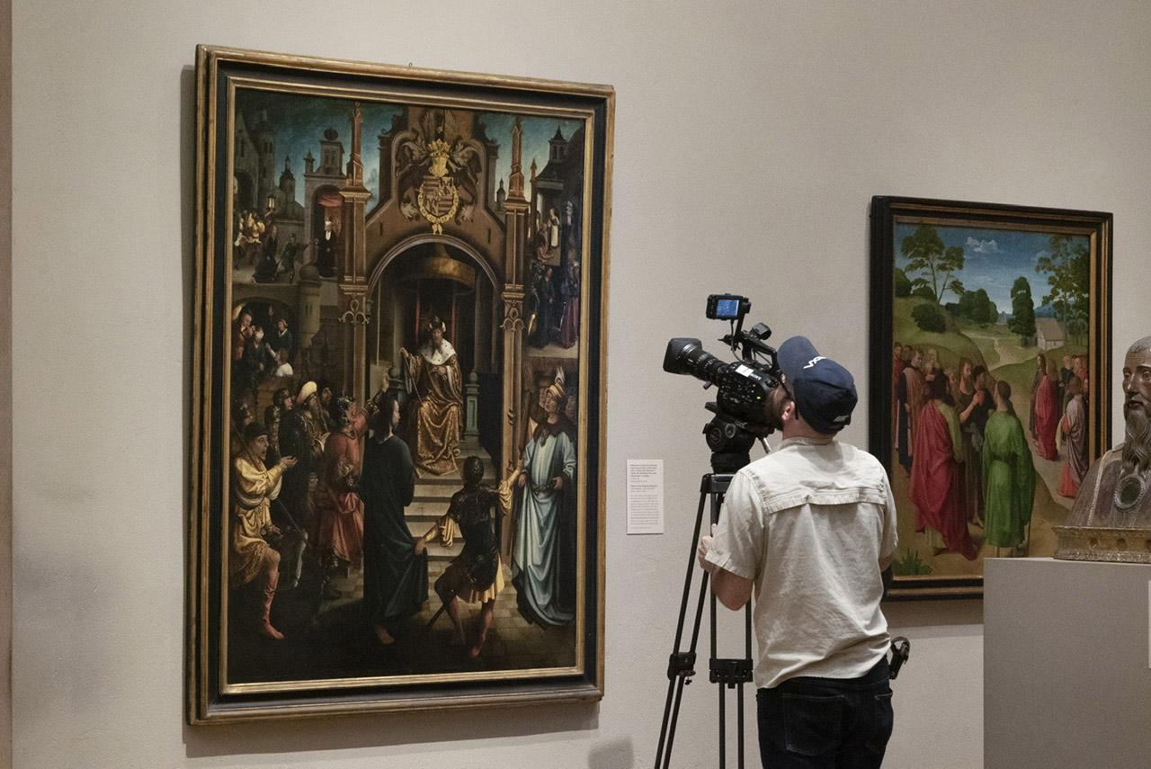 La Pasión en el Arte llega a Sala Virtual de Cine