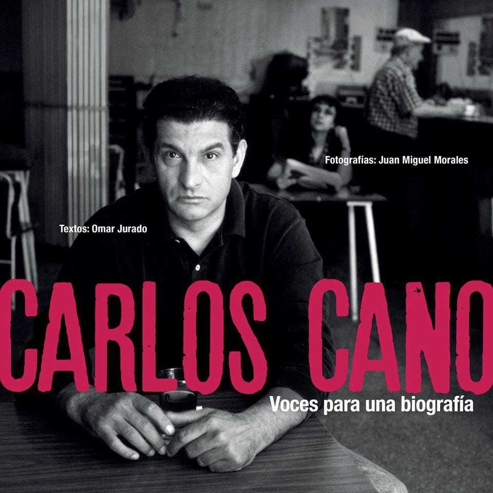 Próxima publicación del libro Carlos Cano. Voces para una biografía