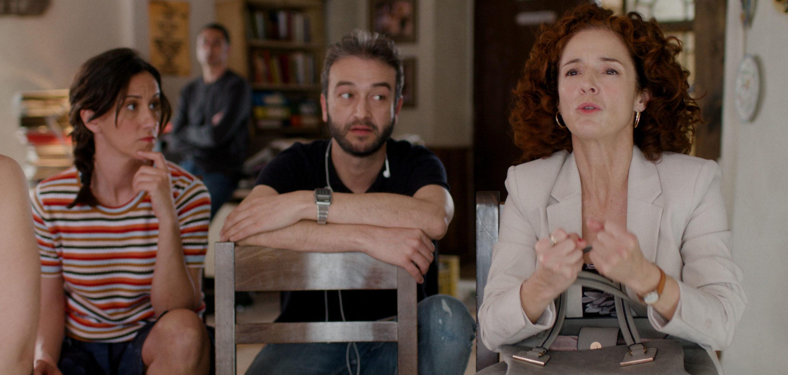 Asamblea, de Álex Montoya, se estrena en Filmin