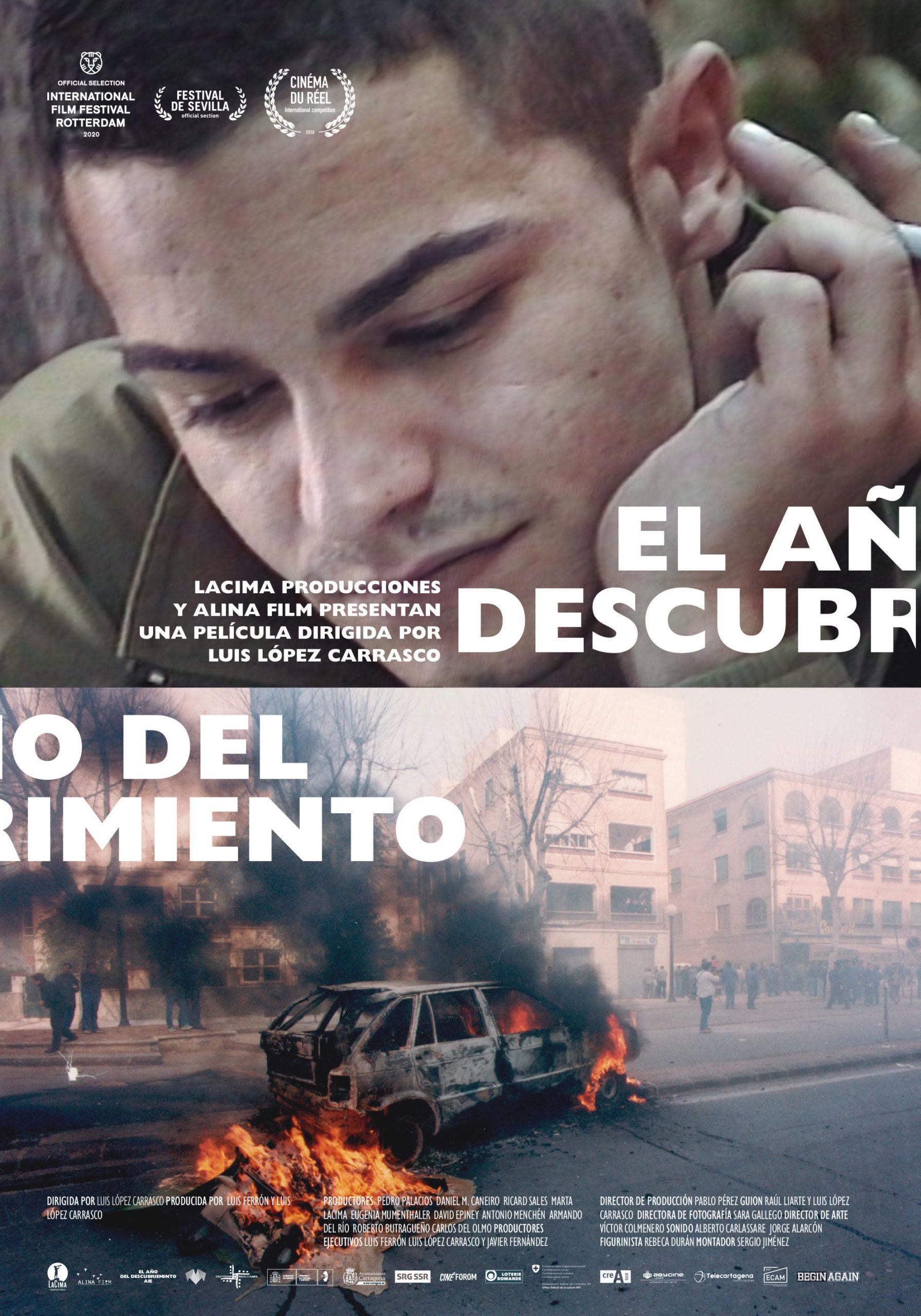 El Festival de Cine de Sevilla anuncia la primera película de la Sección Oficial en su 17 edición