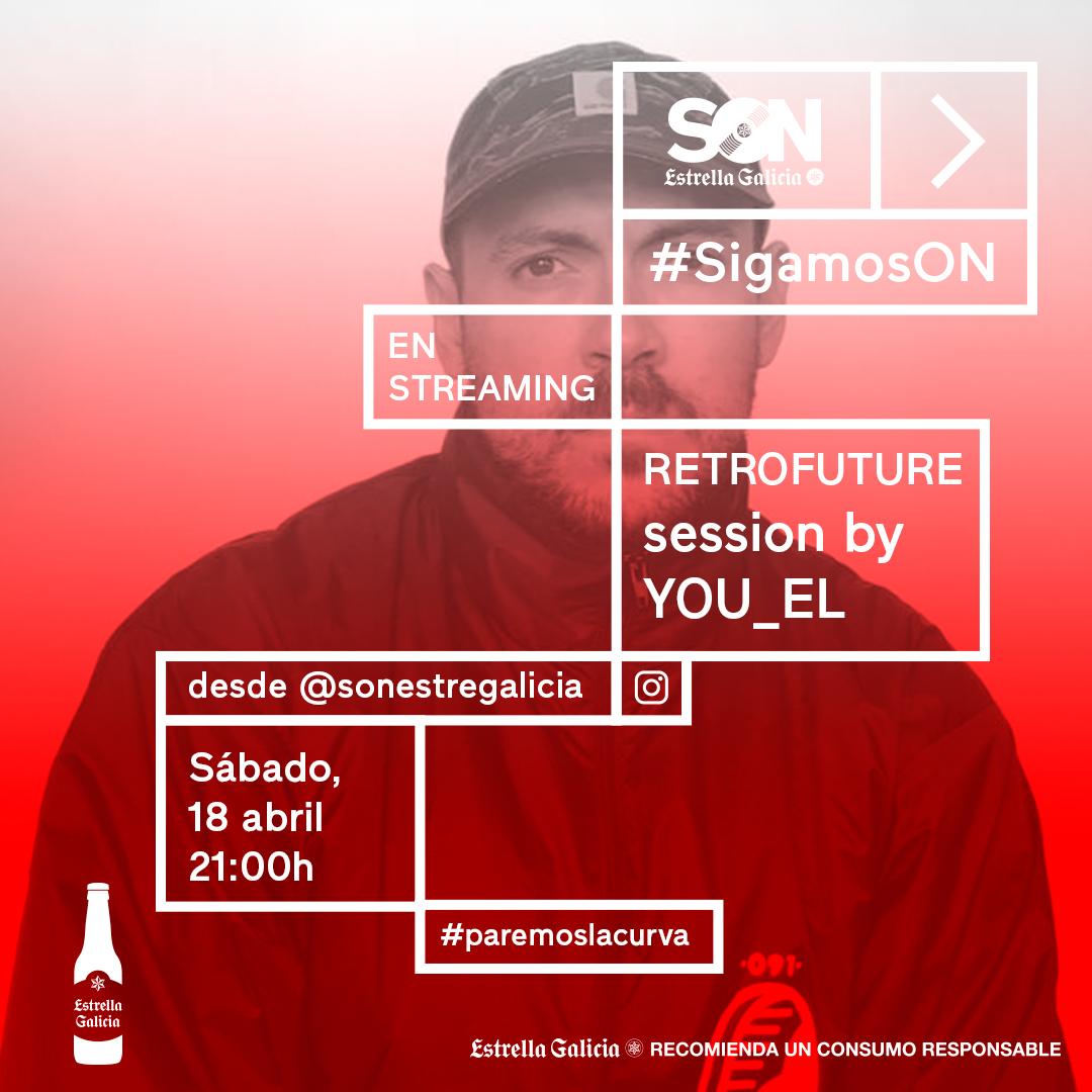 La Habitación Roja comparte su nueva canción en SON Estrella Galicia #SigamosON