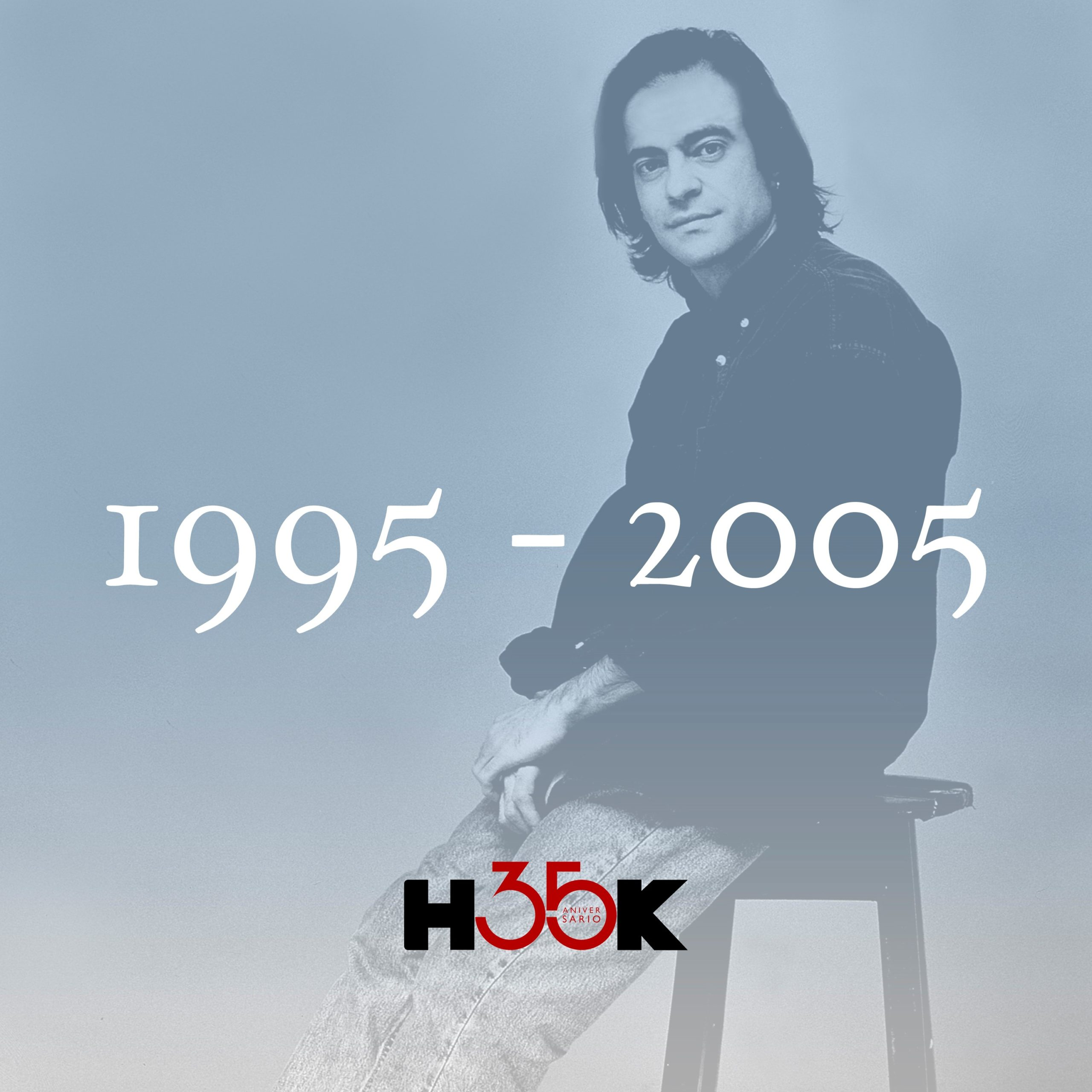 HOOK Management: canciones de 1995 a 2005, segunda playlist