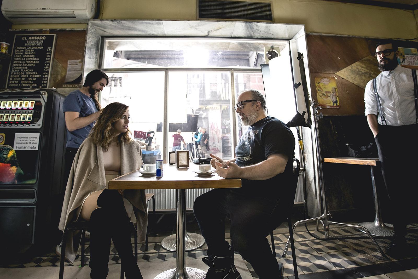 La Academia de Cine refuerza su apuesta por contenidos exclusivos para su web con el lanzamiento de El podcast del cine español.