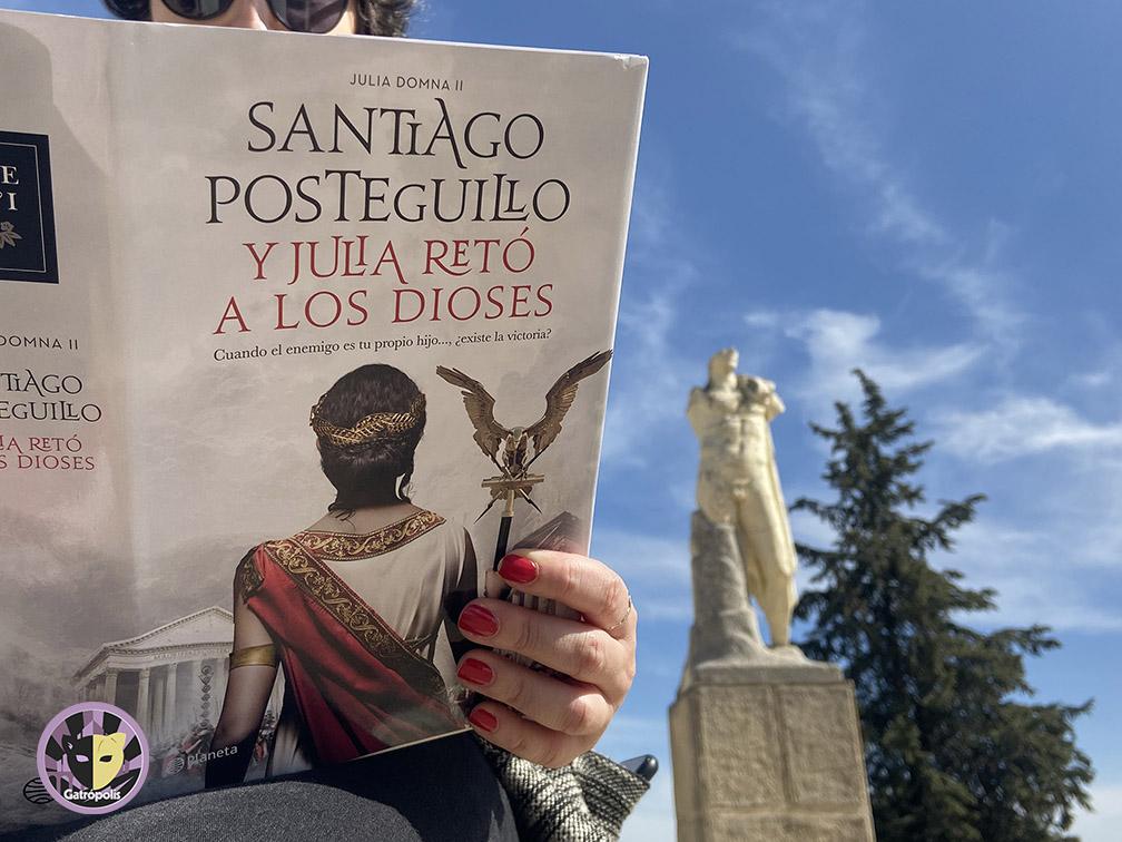 Y Julia retó a los dioses (Santiago Posteguillo, 2020)