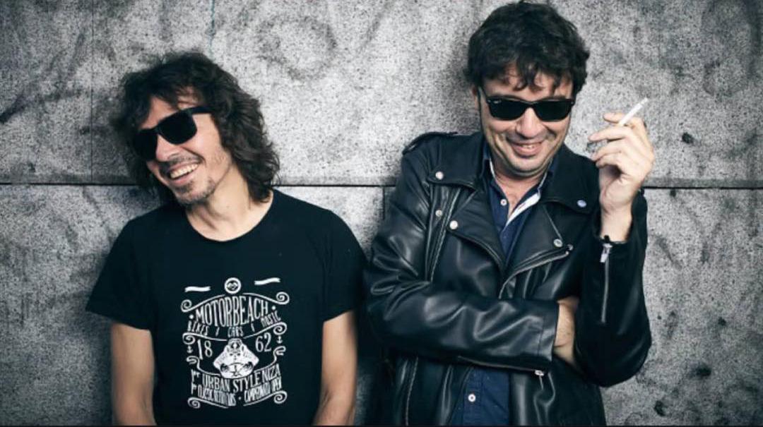 """Rubén Pozo y Lichis: """"'Mesa para dos' es un disco para alegrar la existencia a aquel que lo escuche"""""""