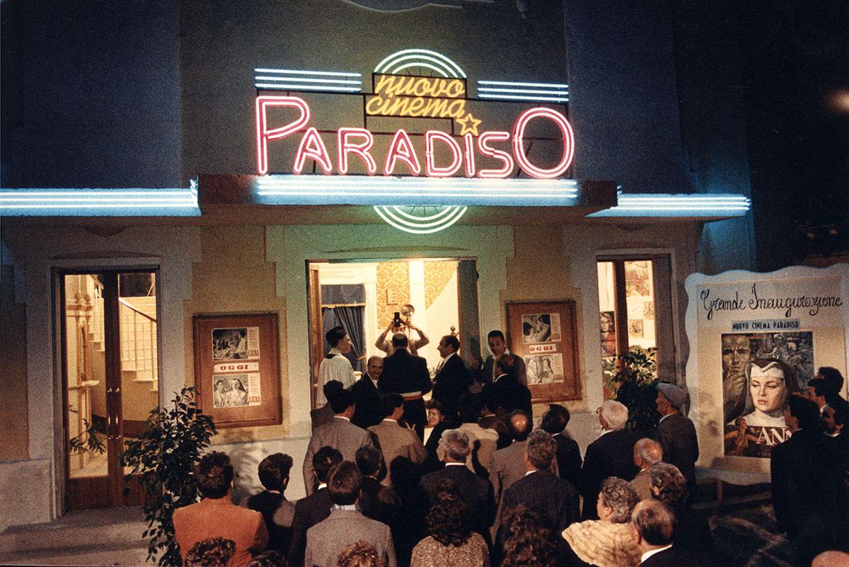 Cinema Paradiso regresa a las salas el 26 de junio