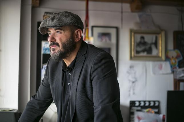"""Juanra Fernández: """"Rocambola es tensión psicológica, entre lo que está bien y lo que está mal, el enfrentamiento entre lo justo y lo injusto"""""""