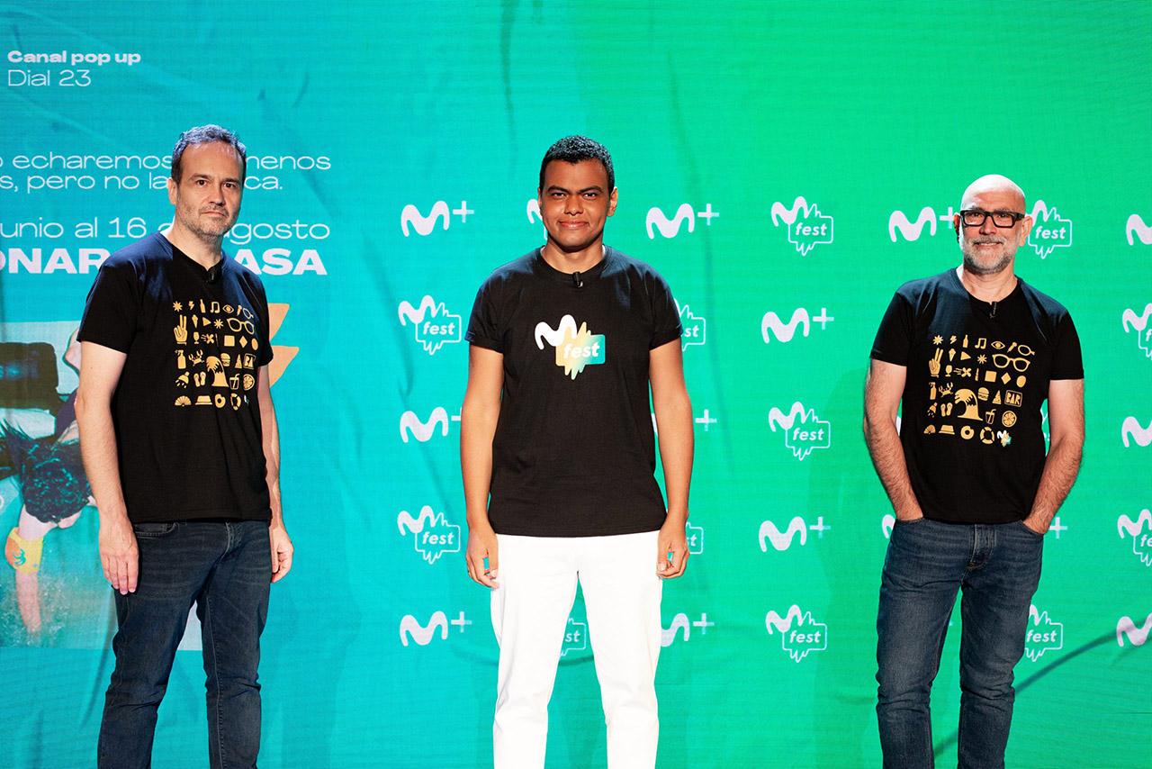 Movistar fest, nuevo canal de Movistar+ dedicado a la música