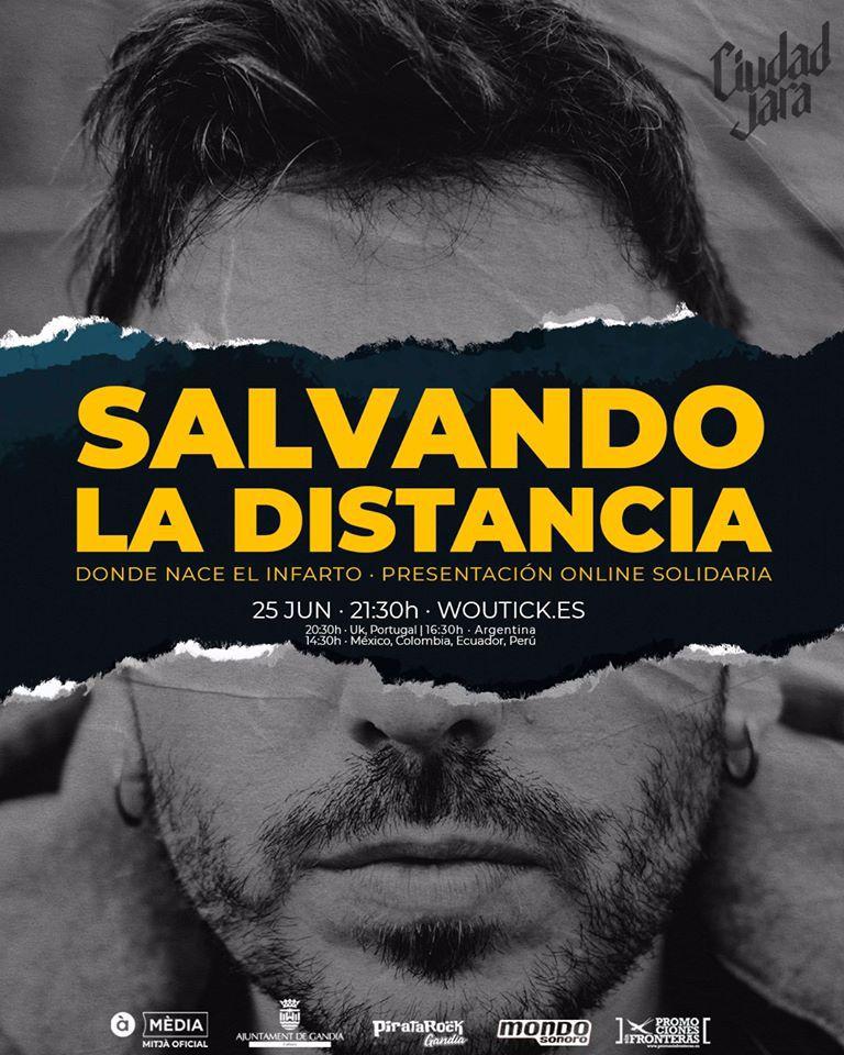 Salvando la distancia la iniciativa solidaria de Ciudad Jara