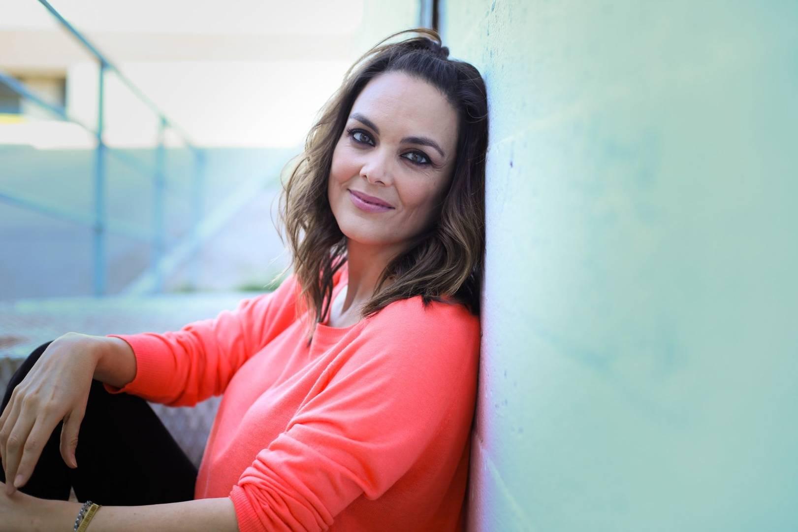 """Mónica Carrillo: """"Si uno está en paz y en armonía consigo mismo, seguramente estará mejor con los demás"""""""