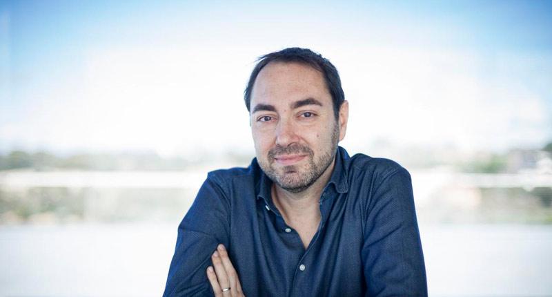 """Nando López: """"Esta es una novela de atreverse a vivir y tomar las riendas de nuestras vidas"""""""