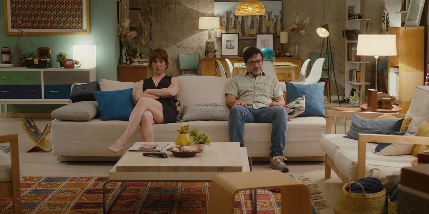 """Lorena López: """"Ha sido un acierto que dos mujeres hayan guionizado 'Amor en polvo'"""""""