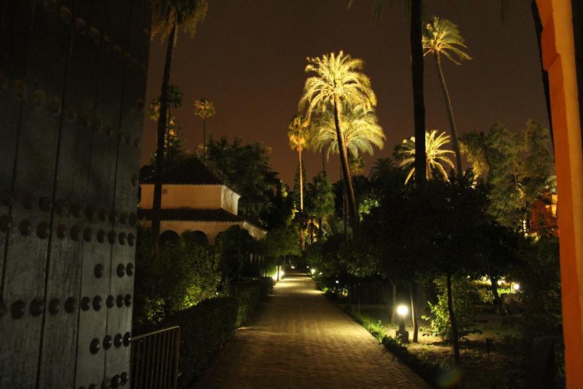 Presentada una nueva edición del ciclo Noches en los Jardines del Real Alcázar