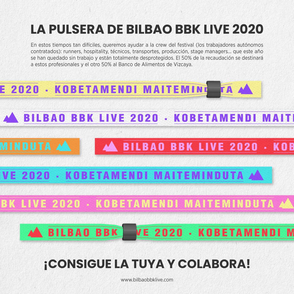 Bilbao BBK Live UDA: la magia de Kobetamendi en casa