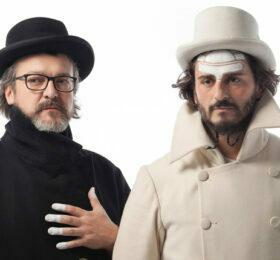 Asier Etxeandía y Enrico Barbaro, la perfecta combinación artística que ha parido Mastodonde