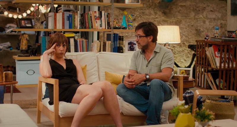 Amor en polvo, una comedia de situación sobre las relaciones de pareja