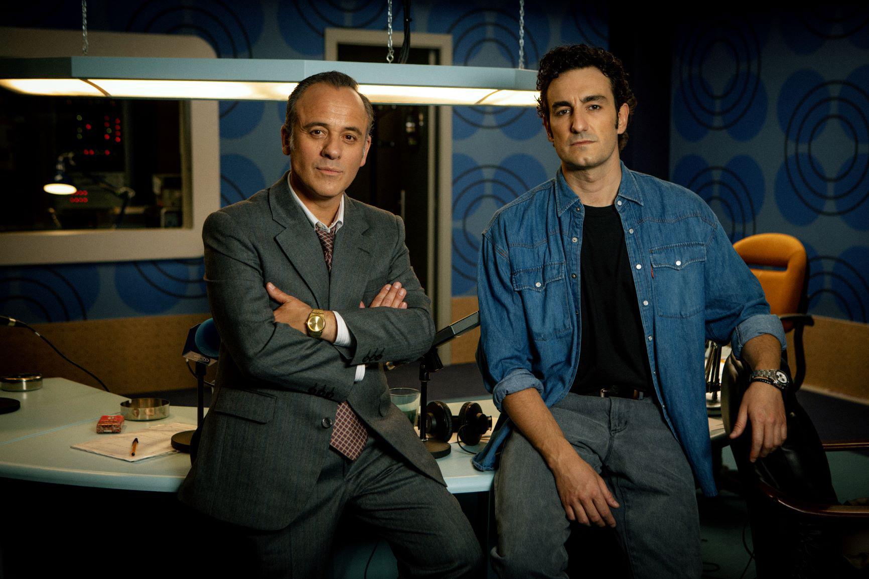 Javier Gutiérrez y Miki Esparbé protagonizan Reyes de la Noche, la nueva serie de Movistar+