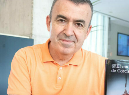 """Lorenzo Silva: """"Somos un país muy desmemoriado y tendemos a olvidar de una manera que a veces es patológica"""""""