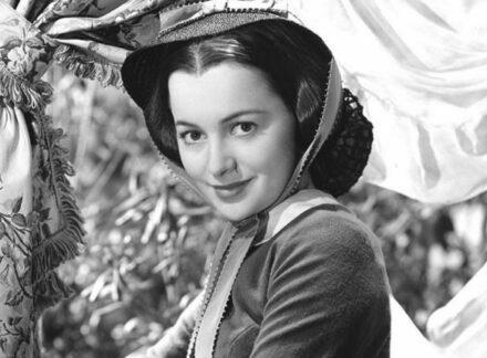 Olivia de Havilland, el glamour del Hollywood clásico