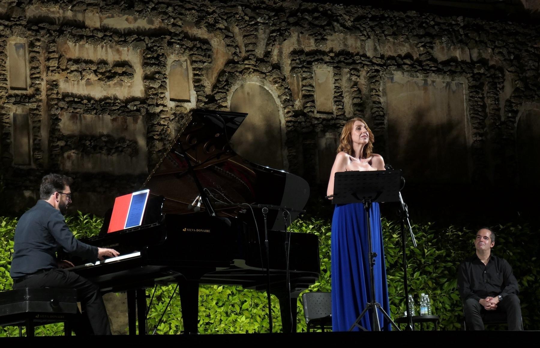 El ciclo de conciertos Noches en los Jardines del Real Alcázar cierra julio con un 98,35 % de ocupación