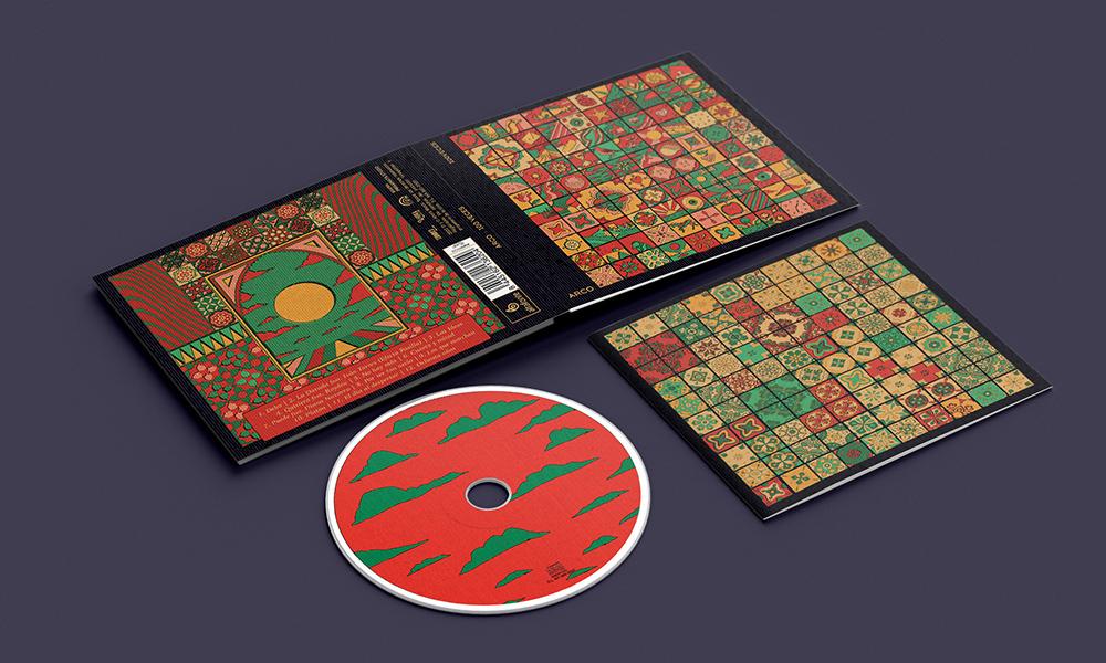 Arco se rodea de grandes artistas para su tercer álbum, '100 veces'