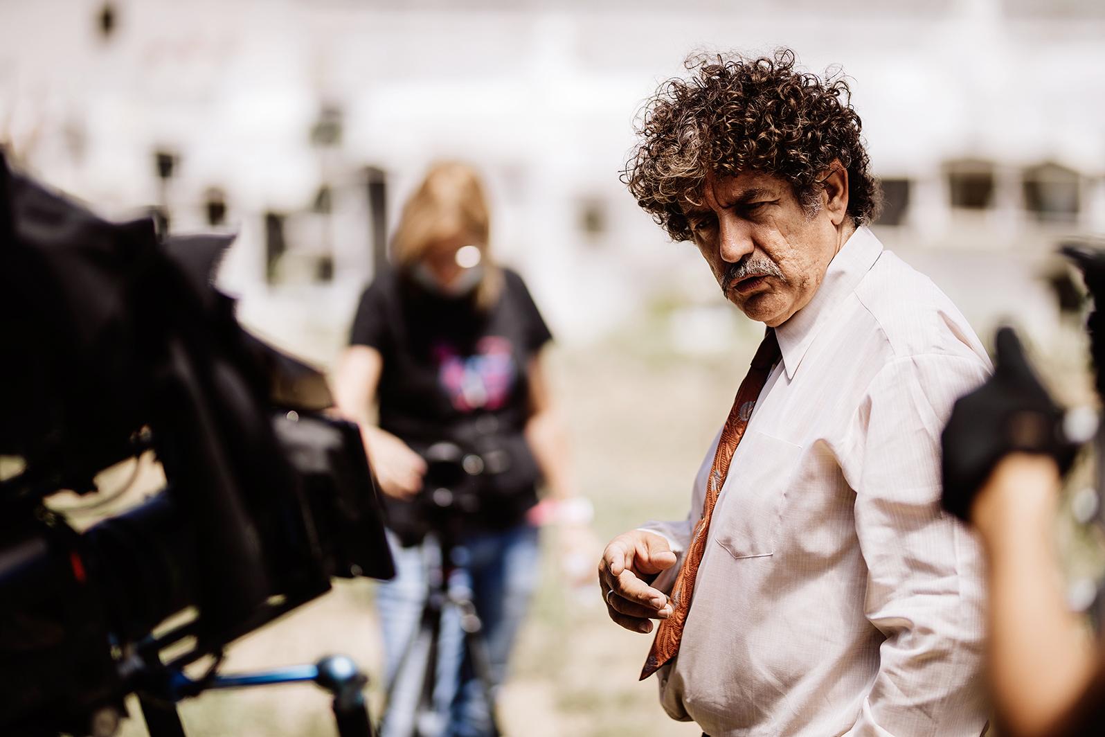 Últimos días de rodaje de La casa del caracol, de Macarena Astorga