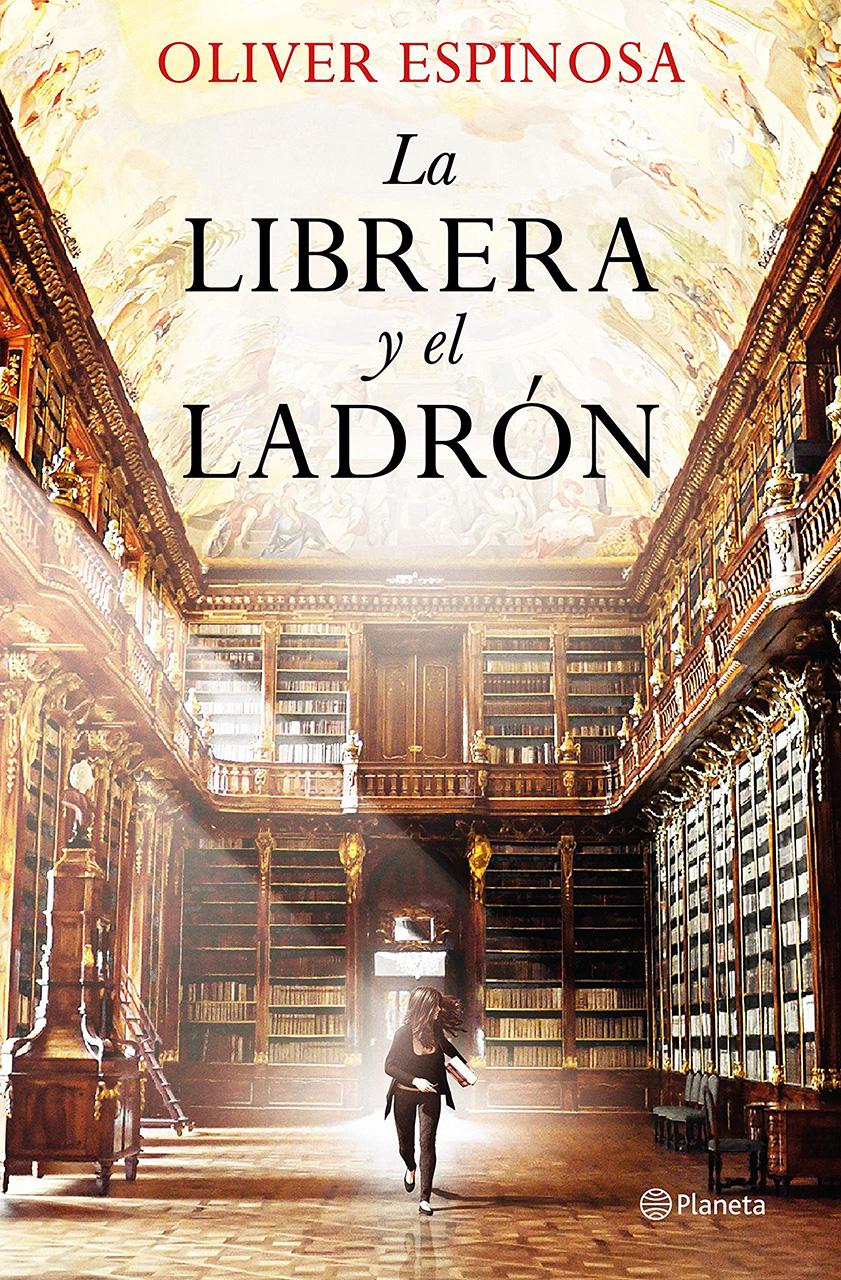 La librera y el ladrón (Oliver Espinosa, 2020)